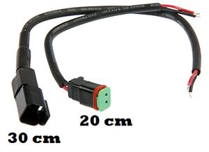 Bilde av DT-2 med 30 cm kabel
